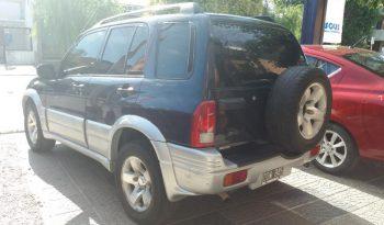 Chevrolet Grand Vitara lleno