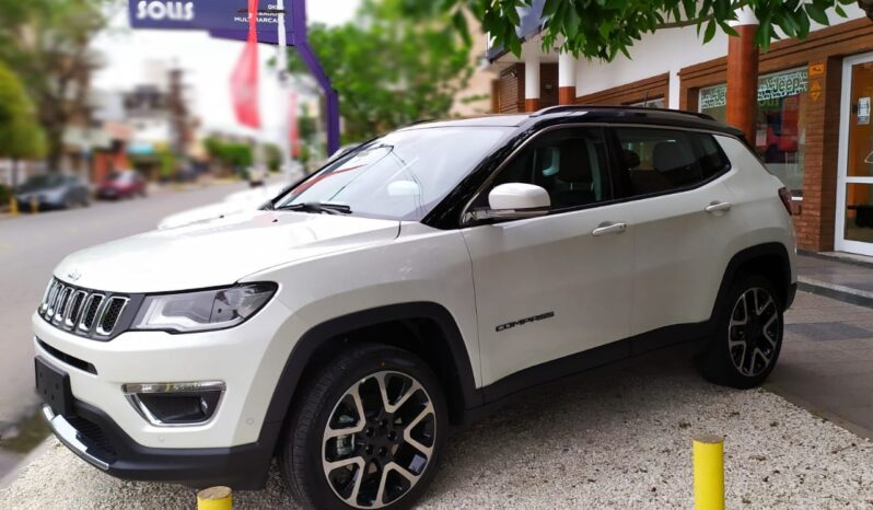 Jeep Compass Limited Plus 4×4 0KM! lleno