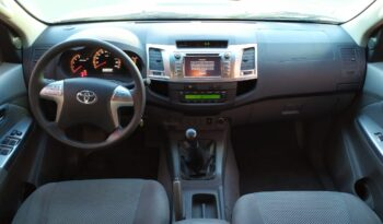 Toyota Hilux SRV 4X2 lleno