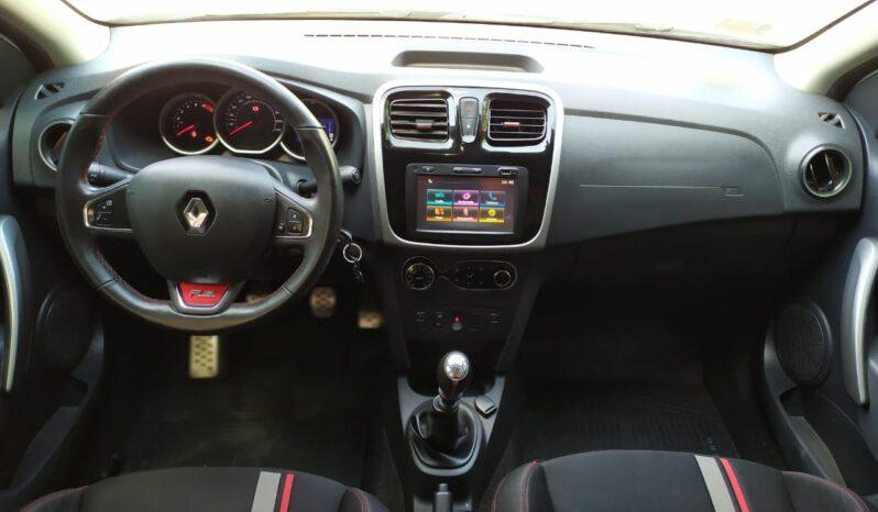 Renault Sandero RS lleno